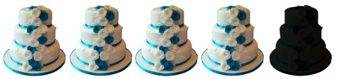 table-19-review-score-wedding-cake
