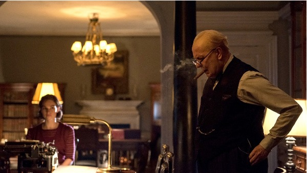 darkest-hour-lily-james-gary-oldman