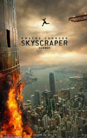 skyscraper-movie-poster-2018-review