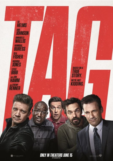tag-movie-poster-review-2018