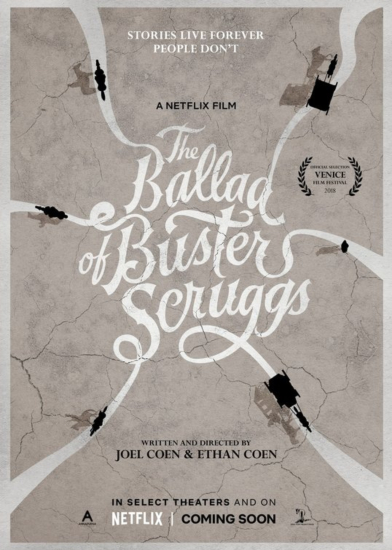 the-ballad-buster-scruggs-netflix-poster