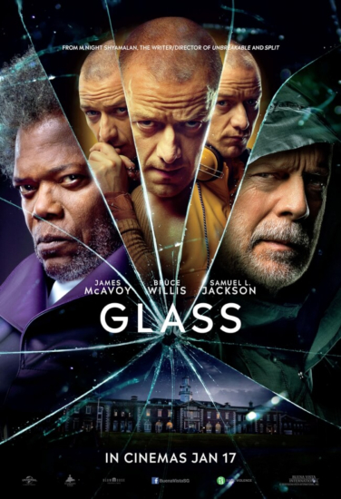 TODAY I WATCHED... (Movies, TV) 2019 - Page 5 Glass-2019-movie-poster-review