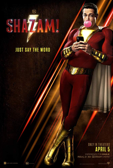 shazam-movie-poster-review-2019