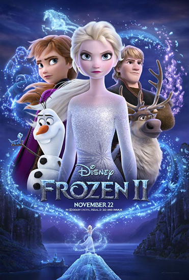 frozen-2-movie-poster-review-2019