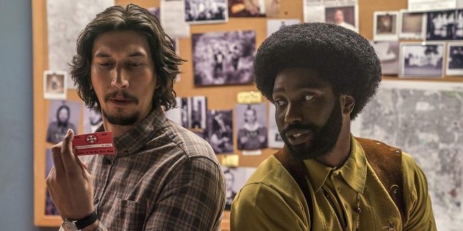 best-movies-decade-2018-blackkklansman