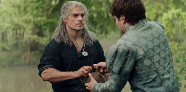 best-tv-shows-2019-witcher-geralt-jaskier