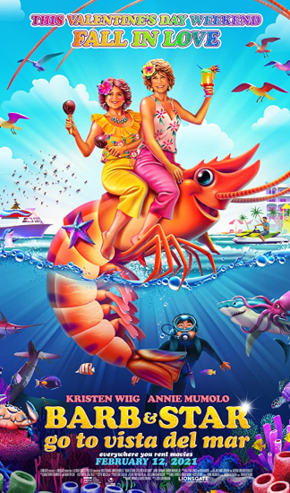 barb-star-vista-del-mar-movie-poster-review