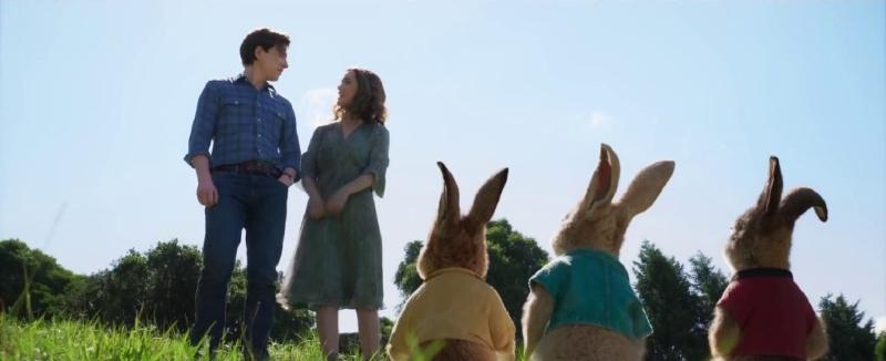 peter-rabbit-2-rose-byrne-domhnall-gleeson