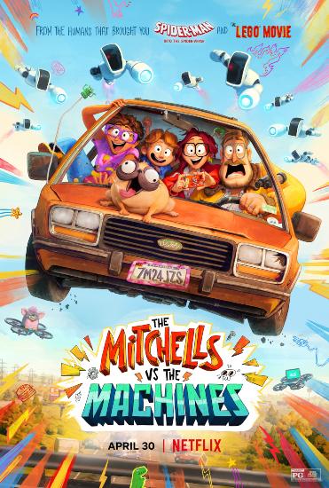 the-mitchells-vs-machines-movie-review